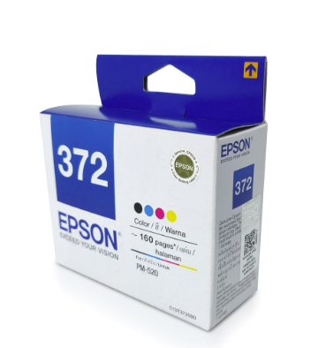 Epson 372 Colour Cartridge