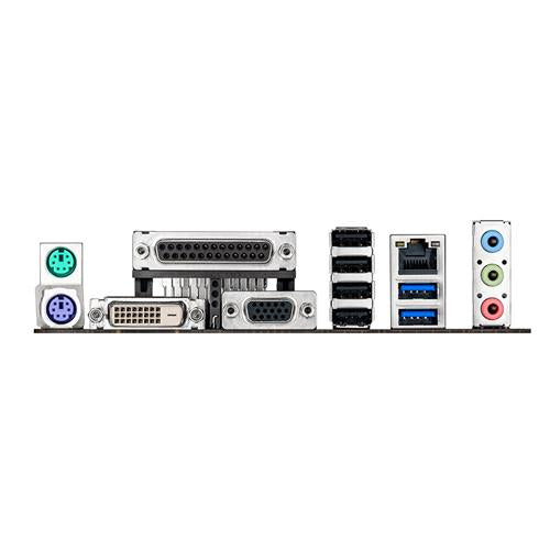 Asus H81M-C/C/SI Motherboard  ** Bulk (without box)