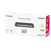 Canon 307 Yellow Toner Cartridge