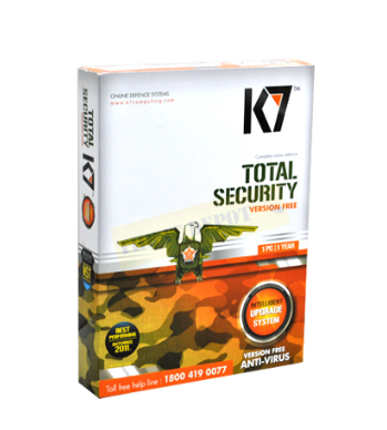 K7 Total Security 1PC/1year
