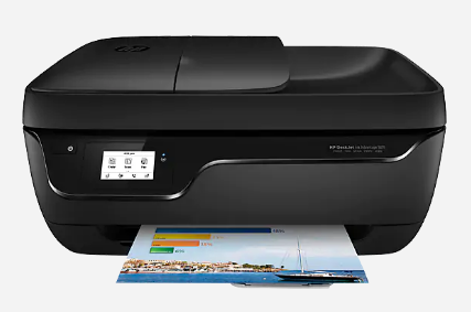 HP DJ 3835 Fax/Scan/Copy/Print Printer