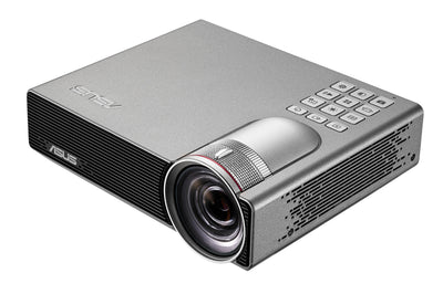 ASUS P3E Portable LED Projector, 800 Lumens, WXGA (1280*800), Short Throw, Auto Keystone, Instant On/Off