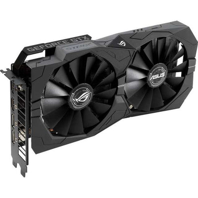 ASUS ROG-STRIX-GTX1650-O4G-GAMING Graphic Card