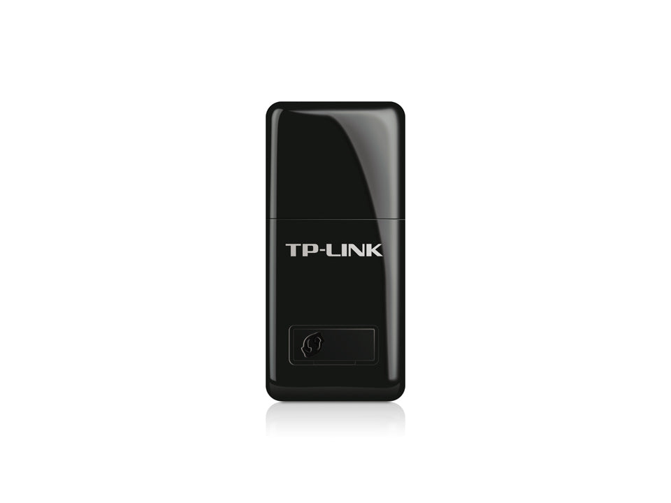 TP-Link 300Mbps Mini Wireless N USB Adapter