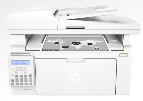 HP LJ Pro MFP M130fn All in1 Printer