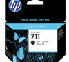HP 711 Black Cartridge