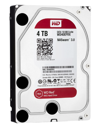 WD 4TB Sata Red Hard Disk