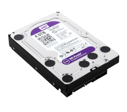 WD 4TB Sata Purple Hard Disk