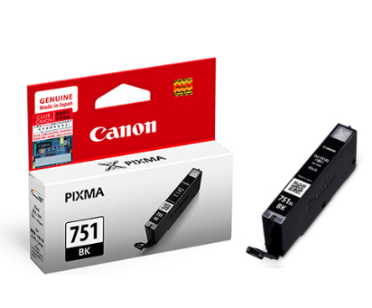 Canon 751B Black Cartridge