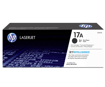 HP (17A) CF217A Toner Cartridge