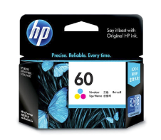 HP (60) CC643WA Colour Cartridge