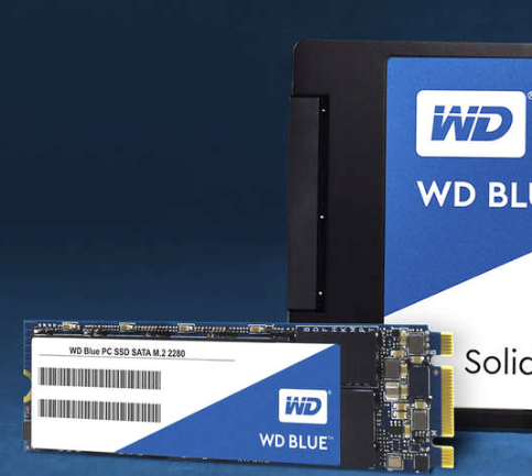 WD Blue SSD 500GB M.2 Hard Disk