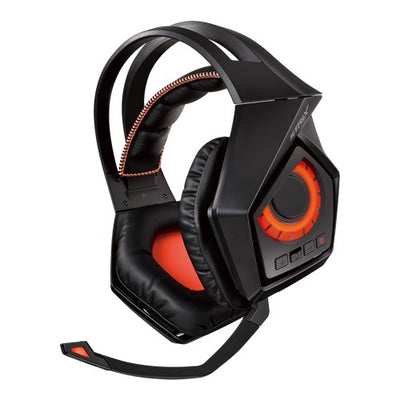 Asus ROG Strix Wireless gaming headset fully compatible with PC and PlayStation® 4