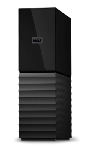 WD 8TB External 3.0 My Book Hard Disk