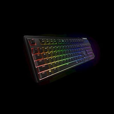 Asus Cerberus Mech RGB mechanical gaming keyboard with RGB backlit effects