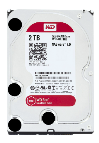 WD 2TB Sata Red Hard Disk