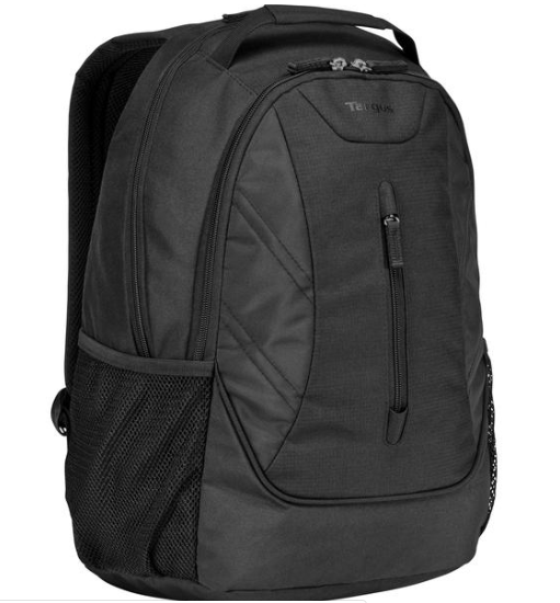 Targus Acsend Back Pack Black 16""