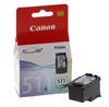 Canon 511 Colour Cartridge