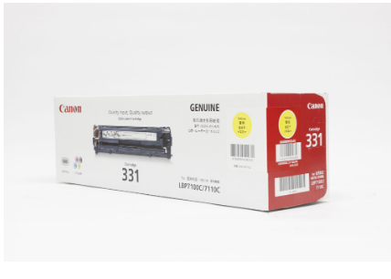 Canon 331 Yellow Toner Cartridge