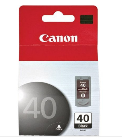 Canon 40 Black Cartridge
