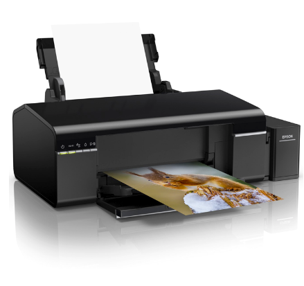 Epson Inkjet L805 WIFI Printer