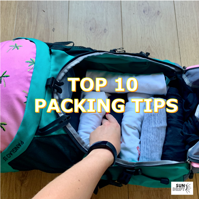 10 Tips for Packing