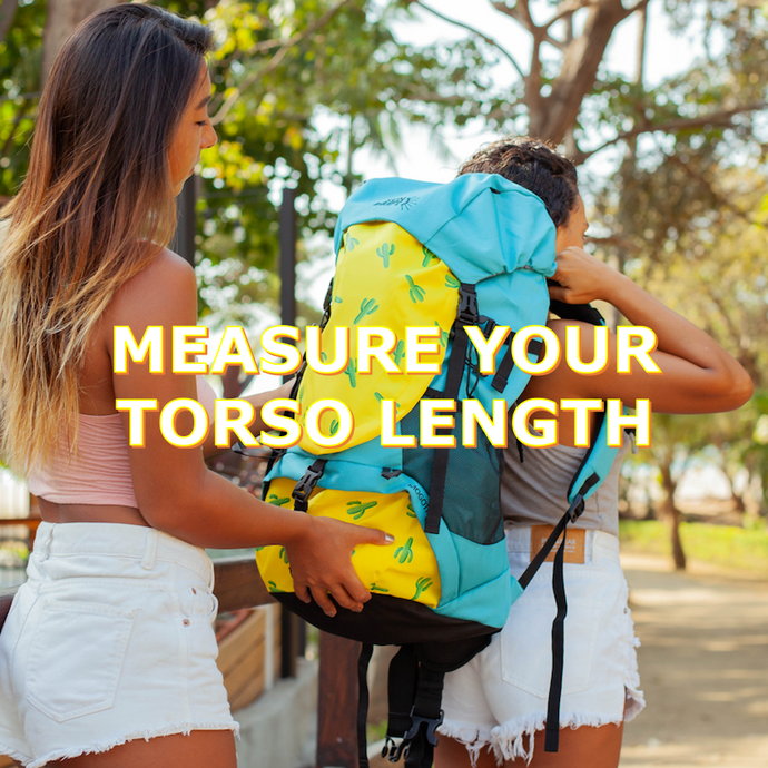 How to Measure Backpack Torso Length