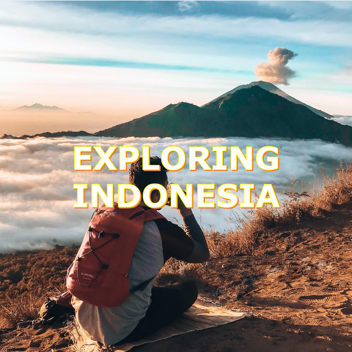 One Month Spent Exploring Indonesian Islands