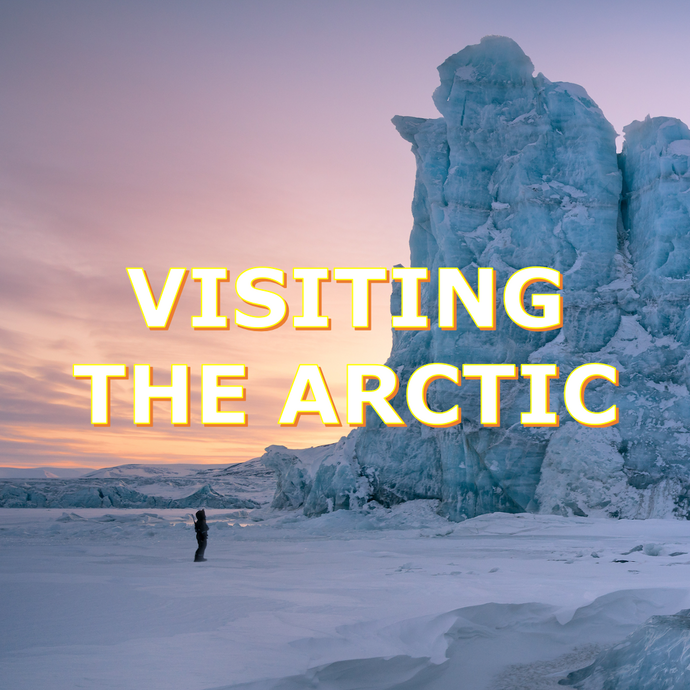 Visiting the magical Arctic region