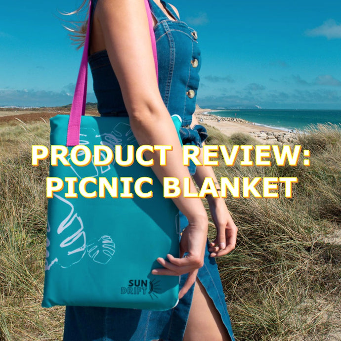 Product Review: Waterproof Picnic Blanket