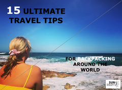 15 Backpacker Tips