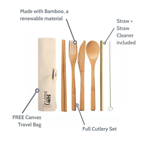 25L Pack + FREE Cutlery Set