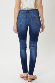 Neuman High Rise Button Fly KanCan Jeans-KanCan-Cute-Womens-Boutique-Clothing-Shop-Emporium B