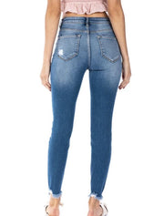 Jess High Rise KanCan Skinny Jeans-KanCan-Cute-Womens-Boutique-Clothing-Shop-Emporium B