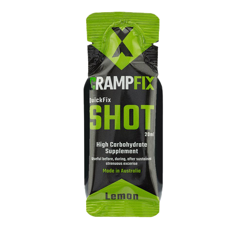 CrampFix QuickFix Shots - Lemon