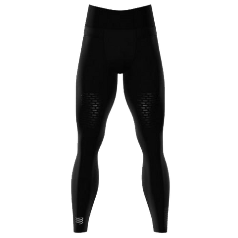Compressport Unisex Running Under Control Full Tights