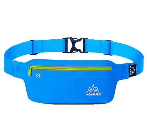 Aonijie E848-T Waterproof Lycra Running Waist Belt