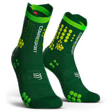 Compressport Pro Racing Socks V3.0 - Trail (Green)