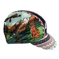 AWOO Wonders of Nepal Sports Cap
