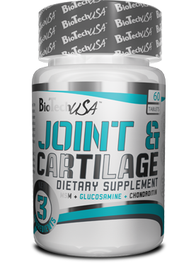 BiotechUSA Joint & Cartilage 60 Tablet