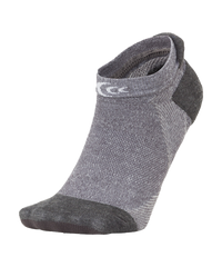C3fit Arch Support Short Socks Heather