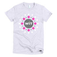WIT Short-Sleeve Tee (American Apparel)