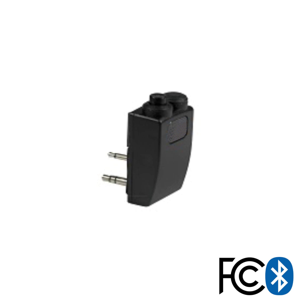 Bluetooth Radio Adapter For Mic/Earpiece: Kenwood: ONLY NX-220/240/320/340/420 and TK-2170/2173/2312/2360/2402/3170/3360/3402