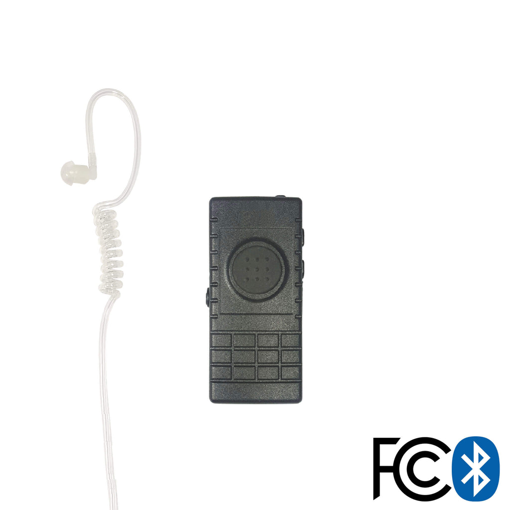 Bluetooth Lapel/Utility Mic & Earpiece Kit For Harris - Harris: XG-100/P, XL-185/P/Pi, XL-200/P/Pi BTH-300-HA