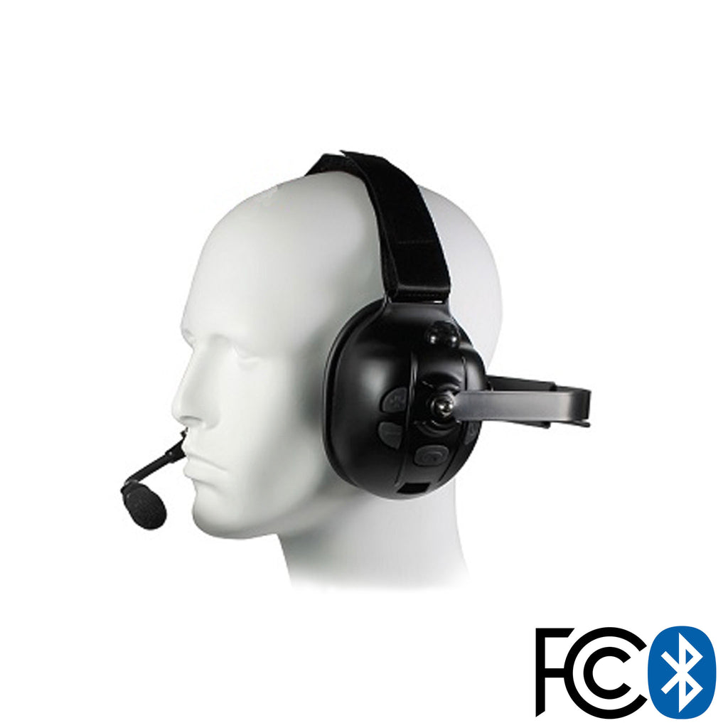 Wireless Bluetooth Headset for Racing - No Adapter