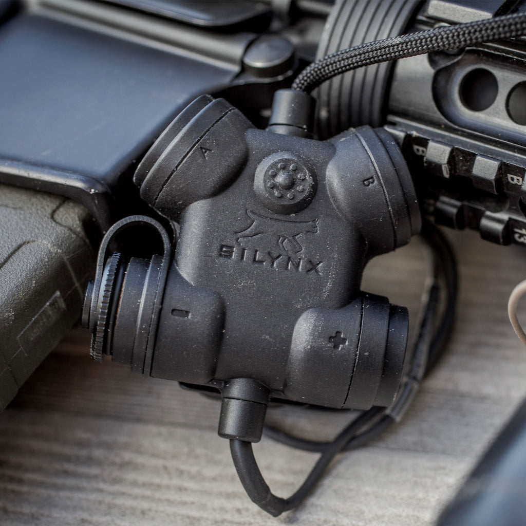 Clarus XPR Tactical In-Ear Comms System CXPRFH+CA0004-0 For EF Johnson: 5000, 5100, 8100, 51SL ES, 51 Fire ES, 51SL ES, 51LT ES, 7700, Ascend, AN/PRC127EFJ, VP400, VP600, VP900 & More
