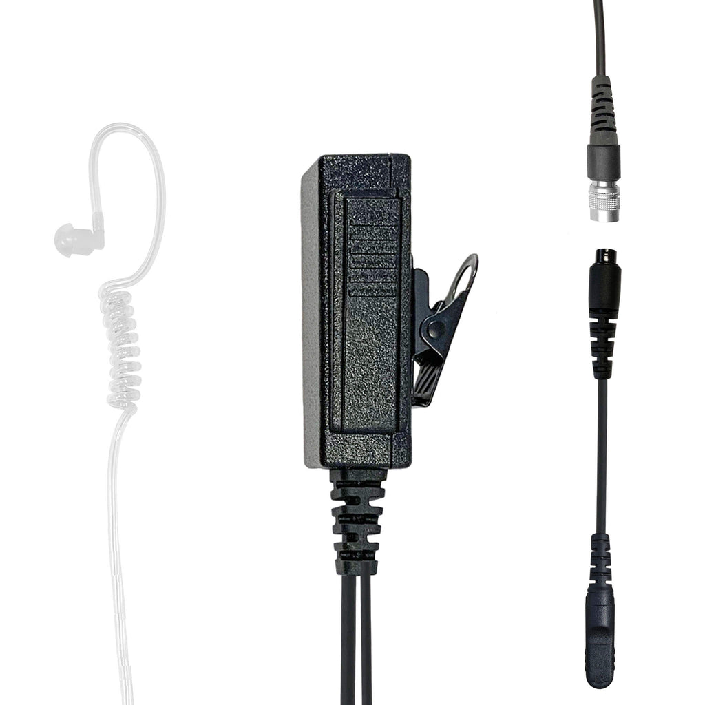 Mic & Earpiece Radio Kit - Motorola XPR3300e/XPR3500e & More