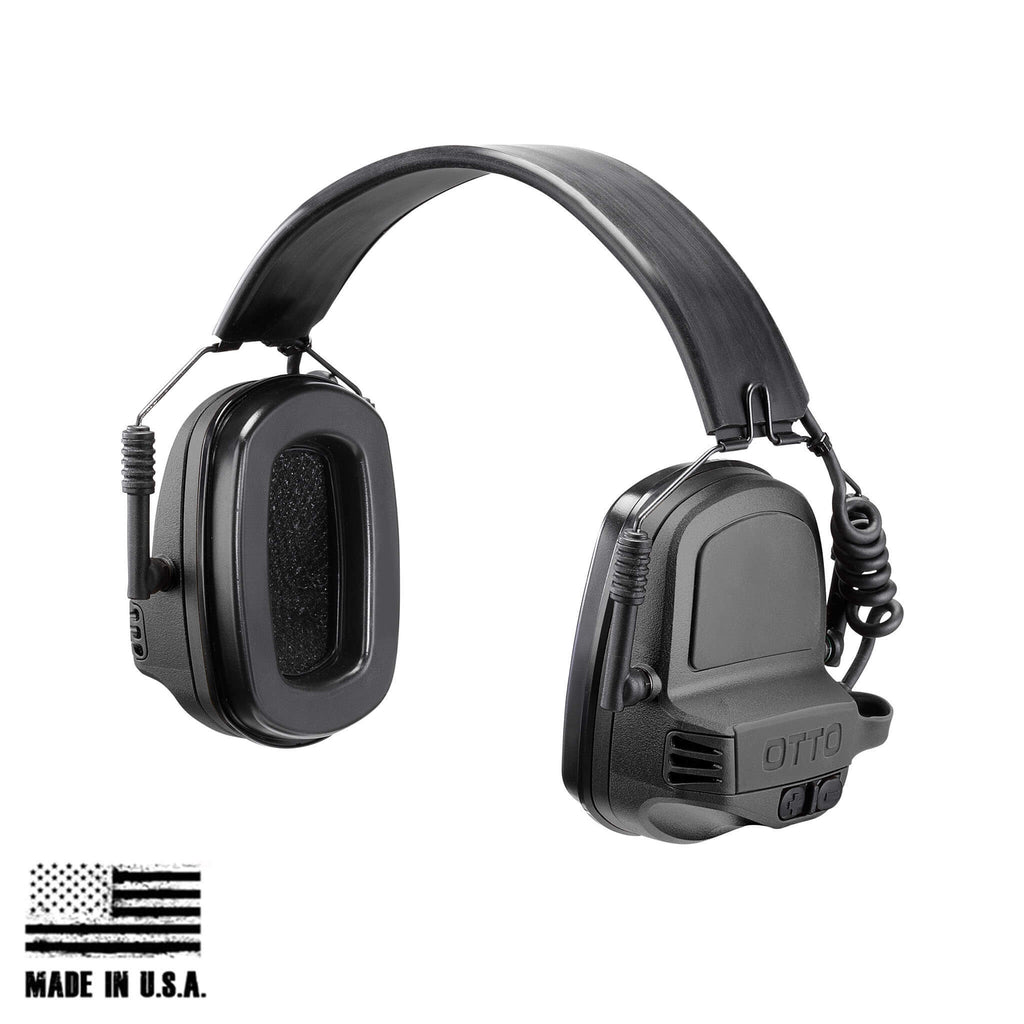 OTTO NoiseBarrier SA Range Headset ear pro ear pro peltor impact howard leight V4-11072BK, V4-11072OD, V4-11072FD
