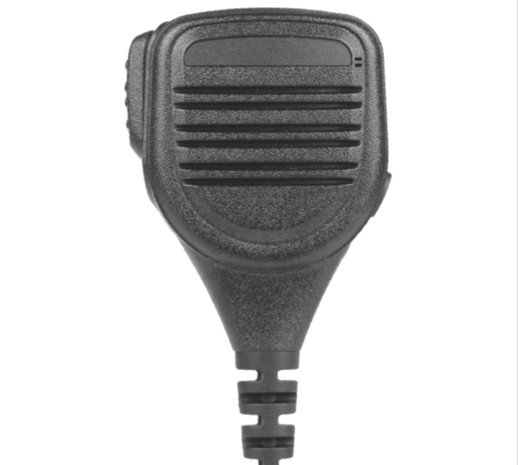 Speaker Microphone, Dust & Water Resistant - Hardwired SPEAKER MICROPHONE HEAVY DUTY