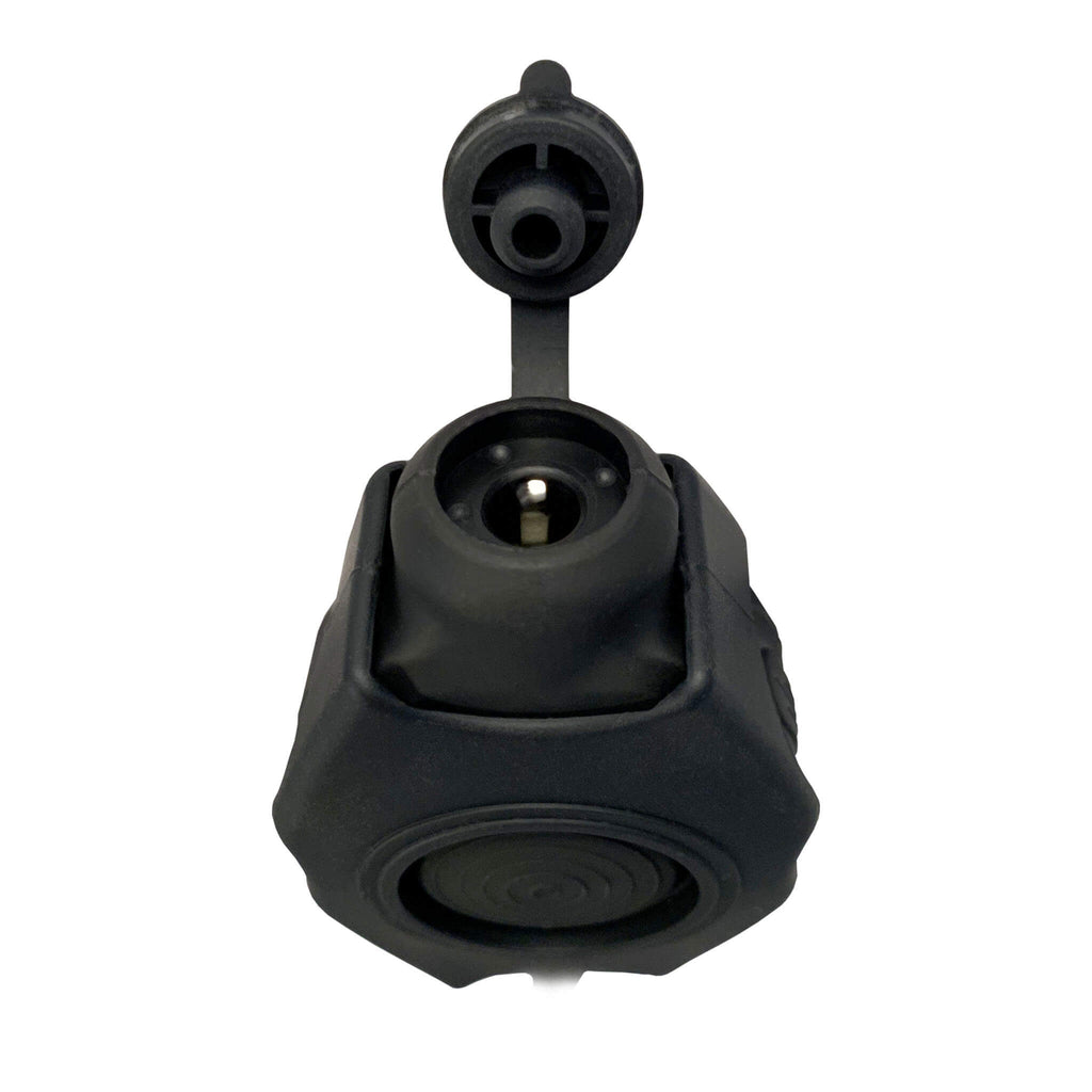 replacement ptt for tactical headset, peltor, tci, tea, msa Military 2 Pin Kenwood, Relm/BK, Baofeng 3M PELTOR FL4000 Series small PTT